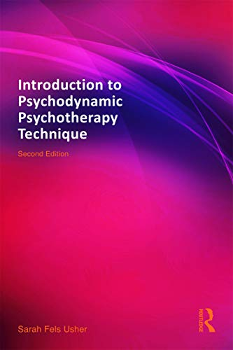 9780415642095: Introduction to Psychodynamic Psychotherapy Technique