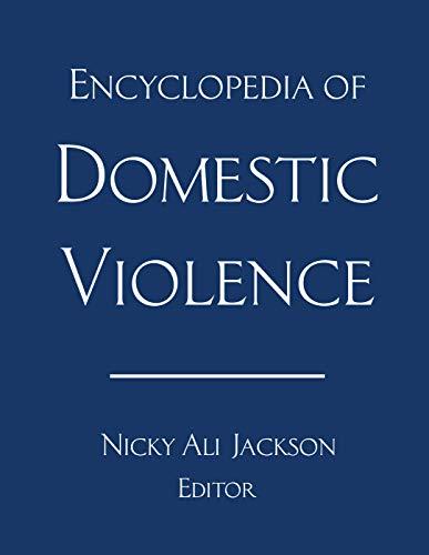 9780415642217: Encyclopedia of Domestic Violence