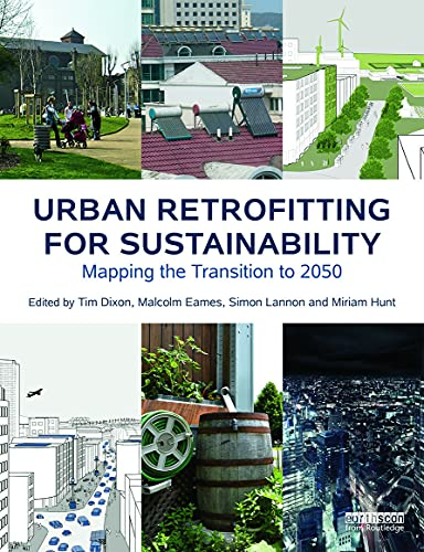 9780415642514: Urban Retrofitting for Sustainability: Mapping the Transition to 2050