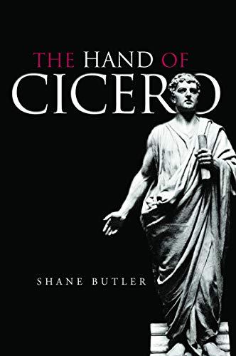 9780415642750: The Hand of Cicero