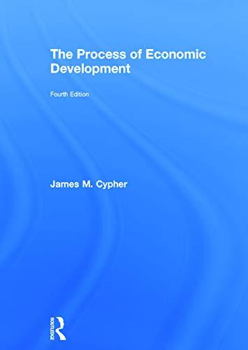 The Process of Economic Development (Hardcover): James M. Cypher