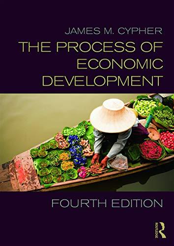 9780415643283: The Process of Economic Development