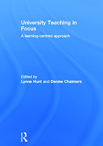 9780415644051: University Teaching in Focus: A learning-centred approach
