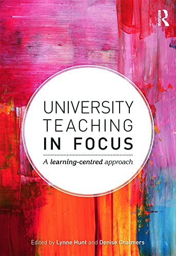 9780415644068: University Teaching in Focus: A learning-centred approach