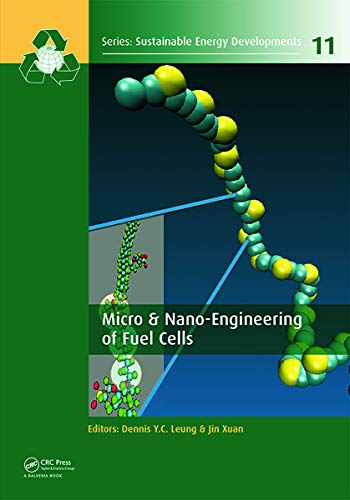 Micro & Nano-Engineering of Fuel Cells (Sustainable Energy Developments): CRC Press