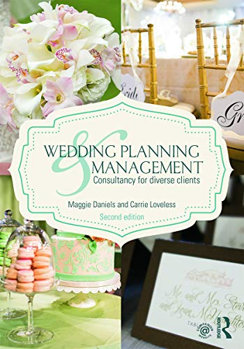 9780415644457: Wedding Planning and Management: Consultancy for Diverse Clients