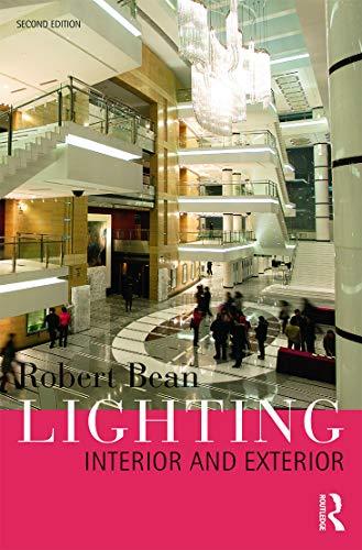 9780415644570: Lighting: Interior and Exterior