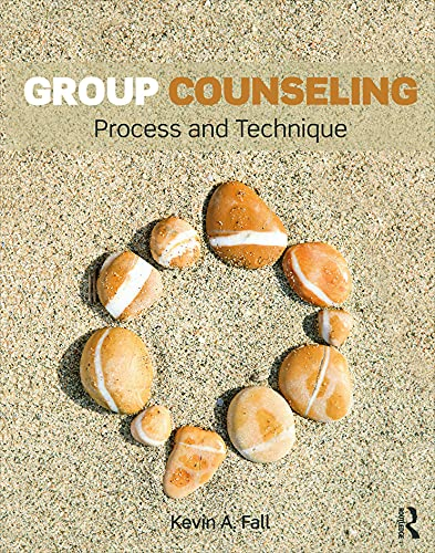 9780415644808: Group Counseling Workbook & DVD: Group Counseling: Process and Technique