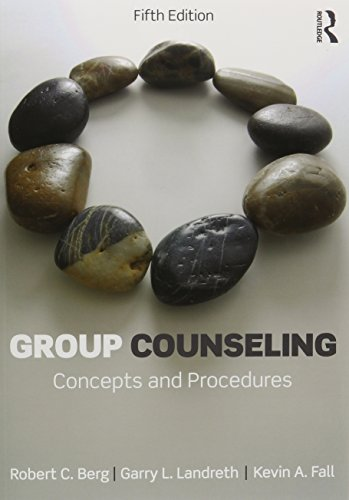 9780415644822: Group Counseling Textbook & Workbook Bundle