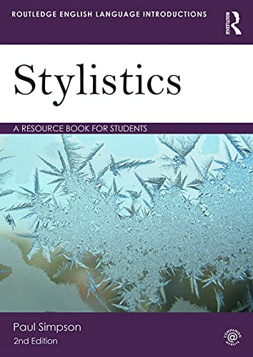 9780415644976: Stylistics: A Resource Book for Students (Routledge English Language Introductions)