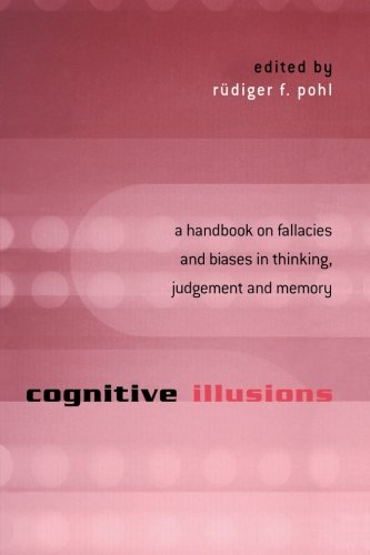9780415646758: Cognitive Illusions: A Handbook on Fallacies and Biases in Thinking, Judgement and Memory