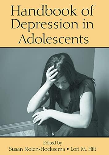 9780415648202: Handbook of Depression in Adolescents