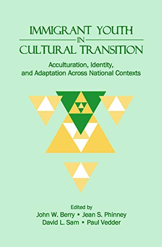 9780415648431: Immigrant Youth in Cultural Transition: Acculturation, Identity, and Adaptation Across National Contexts