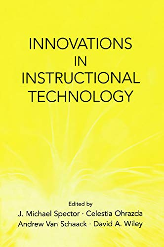 9780415648561: Innovations in Instructional Technology: Essays in Honor of M. David Merrill