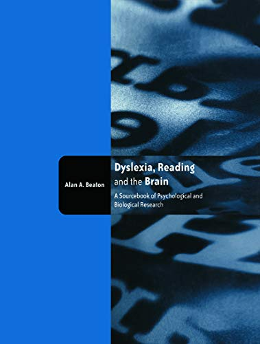 9780415649100: Dyslexia, Reading and the Brain: A Sourcebook of Psychological and Biological Research