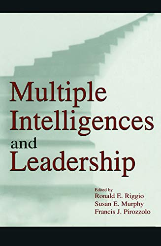 9780415650328: Multiple Intelligences and Leadership (Organization and Management Series)