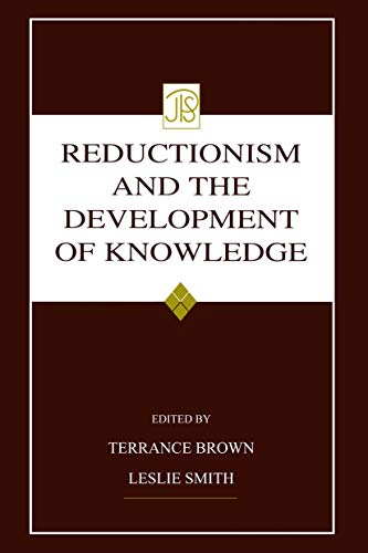 9780415651387: Reductionism and the Development of Knowledge (Jean Piaget Symposia Series)