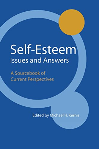 9780415651660: Self-Esteem Issues and Answers: A Sourcebook of Current Perspectives