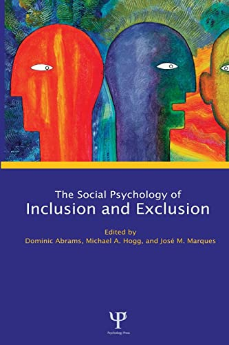 9780415651813: Social Psychology of Inclusion and Exclusion