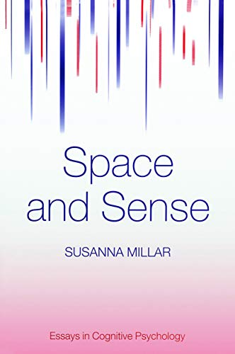 9780415651882: Space and Sense (Essays in Cognitive Psychology)