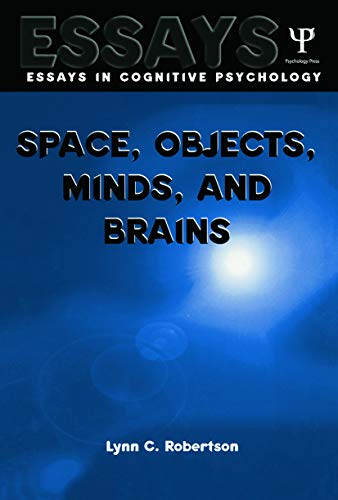 9780415651899: Space, Objects, Minds and Brains (Essays in Cognitive Psychology)