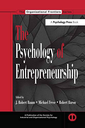 9780415652667: The Psychology of Entrepreneurship (SIOP Organizational Frontiers Series)