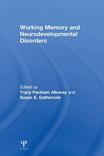 9780415653343: Working Memory and Neurodevelopmental Disorders