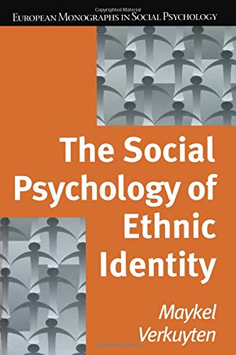 9780415654265: The Social Psychology of Ethnic Identity (European Monographs in Social Psychology)