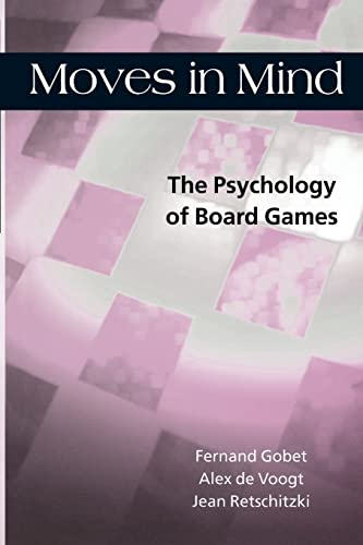 9780415655651: Moves in Mind: The Psychology of Board Games