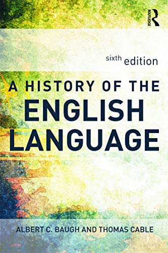 9780415655958: A History of the English Language