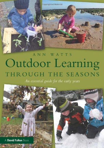 9780415656290: Outdoor Learning through the Seasons: An essential guide for the early years