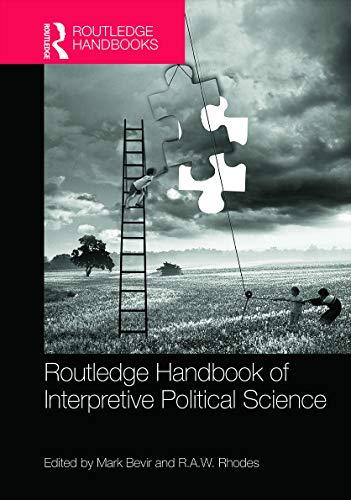 9780415657143: Routledge Handbook of Interpretive Political Science (Routledge Handbooks)