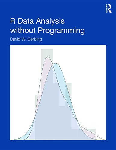 9780415657204: R Data Analysis without Programming