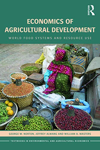 9780415658232: Economics of Agricultural Development: World Food Systems and Resource Use