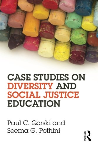 9780415658256: Case Studies on Diversity and Social Justice Education