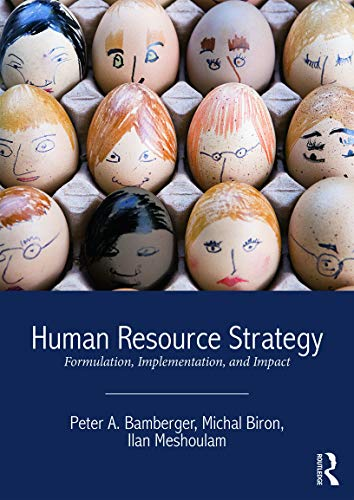 9780415658638: Human Resource Strategy: Formulation, Implementation, and Impact