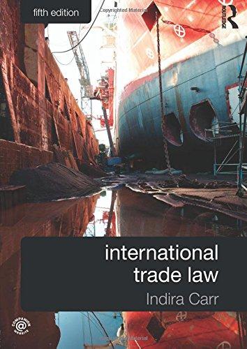 9780415659253: International Trade Law