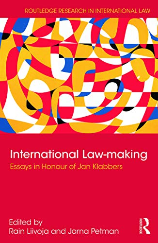 9780415659567: International Law-making: Essays in Honour of Jan Klabbers (Routledge Research in International Law)
