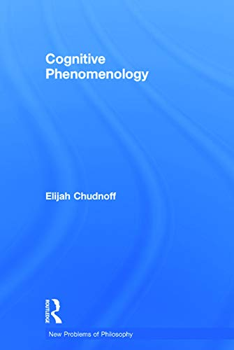 9780415660242: Cognitive Phenomenology (New Problems of Philosophy)