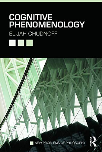 9780415660259: Cognitive Phenomenology (New Problems of Philosophy)