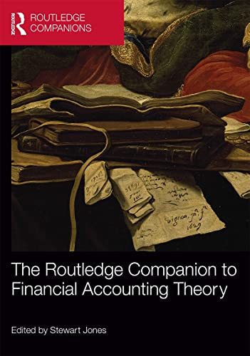 9780415660280: The Routledge Companion to Financial Accounting Theory (Routledge Companions in Business, Management and Accounting)