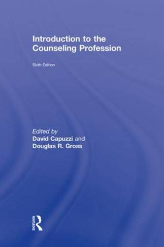 9780415660518: Introduction to the Counseling Profession: Sixth Edition