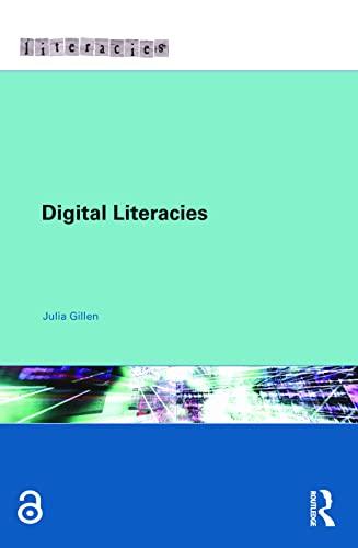Digital Literacies: Gillen, Julia