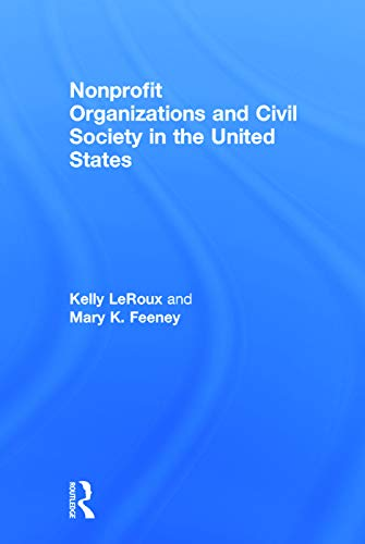 9780415661447: Nonprofit Organizations and Civil Society in the United States
