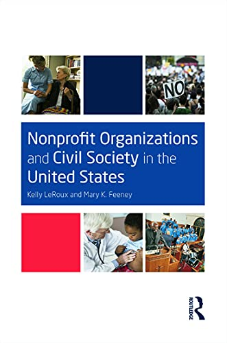 9780415661454: Nonprofit Organizations and Civil Society in the United States