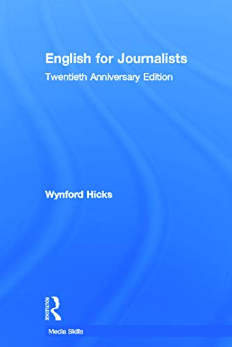 9780415661713: English for Journalists: Twentieth Anniversary Edition