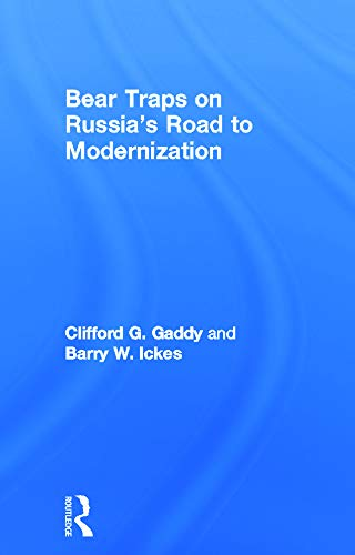 9780415662758: Bear Traps on Russia's Road to Modernization