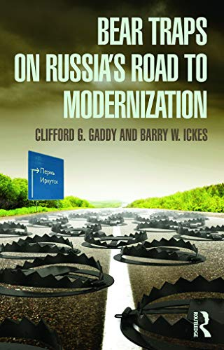 9780415662765: Bear Traps on Russia's Road to Modernization