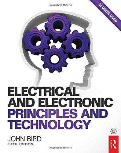9780415662857: Electrical and Electronic Principles and Technology, 5th ed