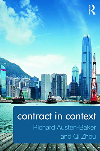 9780415663175: Contract in Context